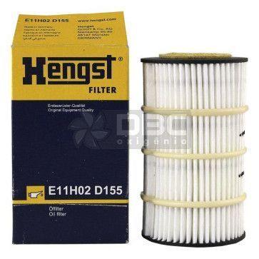 Filtro de Óleo Hengst  E11H02 D155