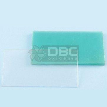 Lente protetora p/ máscaras de solda eletrônica DBC-700 Plus 58 x 105 mm (interna)