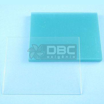 Lente protetora p/ máscaras de solda eletrônica DBC-700 92 x  114 mm (externa)