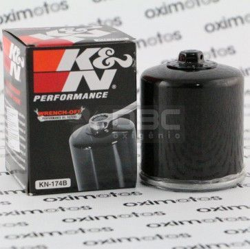 Filtro de Óleo K&N KN-174B