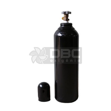 Torpedo para Oxigênio Industrial 4m3 (20 litros)