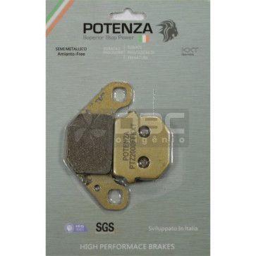 Pastilha de Freio Potenza PTZ083KXT