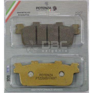Pastilha de Freio DAFRA NEXT 250 Dianteira (Potenza PTZ951KXT)