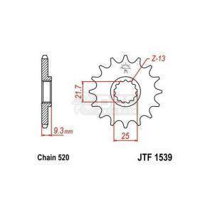 Pinhão JT Sprockets  JTF 1539.14