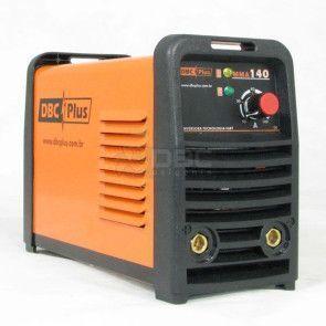 Solda Inversora DBC Plus MMA 140 Amps