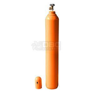 Torpedo para Hélio 10m3 (50 litros)
