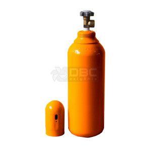 Torpedo Usado para Hélio 1m3 (7 litros)