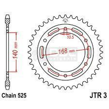Coroa JT Sprockets JTR 3.47