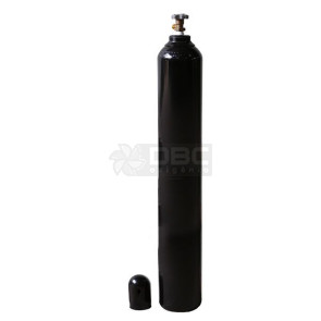 Torpedo para Oxigênio Industrial 10m3 (50 litros)