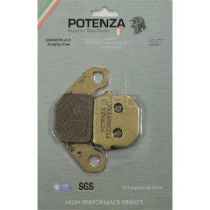 Pastilha de Freio Suzuki AN125 BURGMAN Dianteira (Potenza PTZ083KXT)