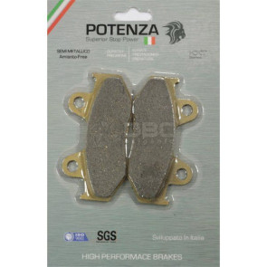 Pastilha de Freio Potenza PTZ323KXT