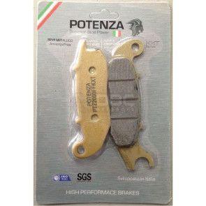 Pastilha de Freio Potenza PTZ375XT