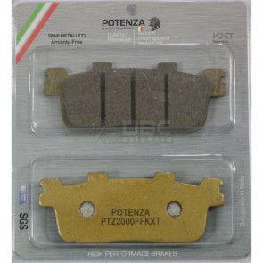 Pastilha de Freio Potenza PTZ951KXT