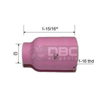 Bocal Cerâmico Para Tocha TIG 53N88- DBC Plus