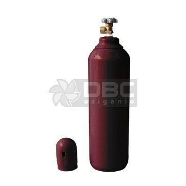 Cilindro Usado para Argônio 3m3 (20 litros)