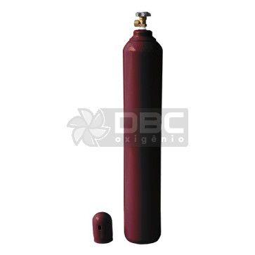 Torpedo para Argônio 7m3 (40 litros)