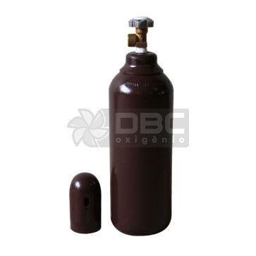 Cilindro Usado para Argônio 1m3 (7 litros)