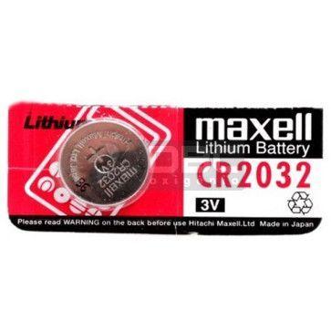 Bateria MAXELL CR2032 Lithium 3V