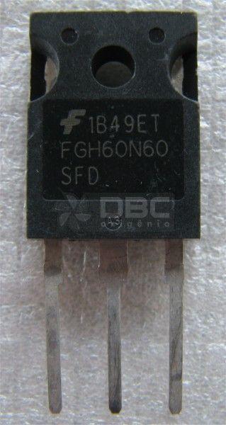 IGBT 60N60SFD