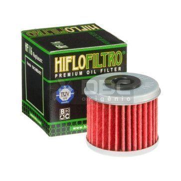 Filtro de Óleo Hiflo HF116