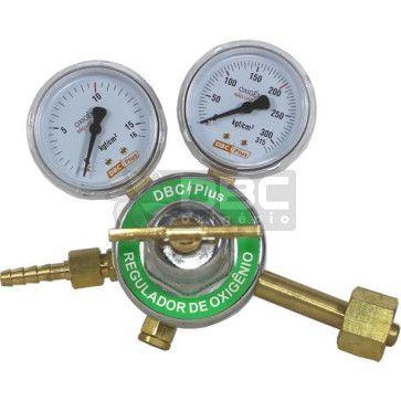 Regulador DBC Plus Oxigênio