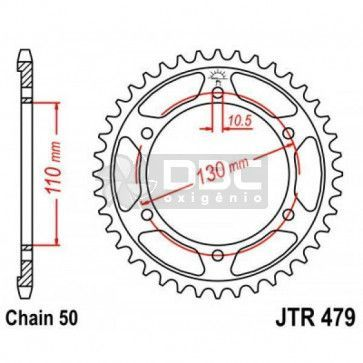 Coroa JT Sprockets JTR 479.42
