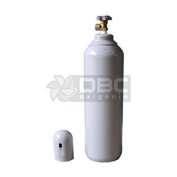 Torpedo para Nitrogênio 3m3 (20 litros)