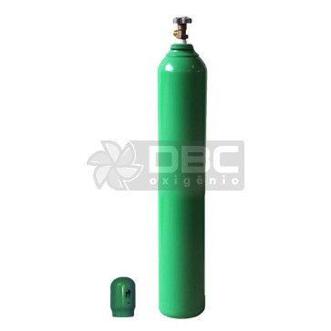 Torpedo para Oxigênio Medicinal 7m3 (40 litros)