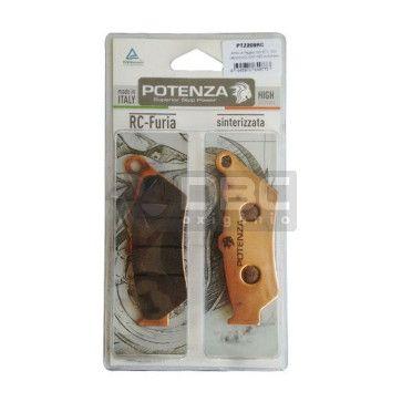 Pastilha de Freio Honda CB500 Dianteira (Potenza PTZ209RC)