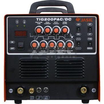 Máquina de Solda TIG 200P AC/DC para Alumínio