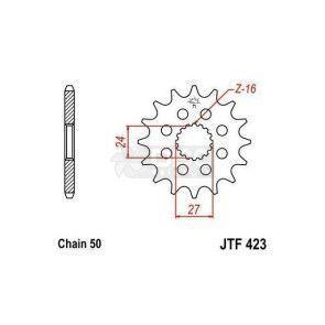 Pinhão JT Sprockets  JTF 423.17