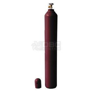 Torpedo para Argônio 10m3 (50 litros)
