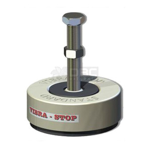 "Amortecedor Vibra-Stop MAC 1/4"" (200kg)"