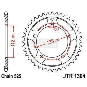 Coroa JT Sprockets JTR 1304.43