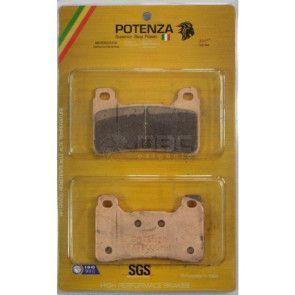 Pastilha de Freio Potenza PTZ221GP