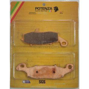 Pastilha de Freio Potenza PTZ229EXT