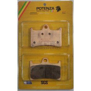 Pastilha de Freio Honda CBR1000RR Dianteira (Potenza  PTZ221EXT)