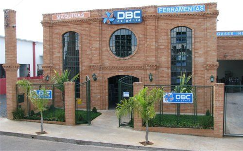 DBC Oxigenio's new building was inaugurated in January 2009