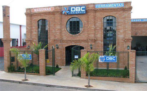 Sede da DBC Oxigênio, na cidade de Boituva-SP, inaugurada em janeiro de 2009